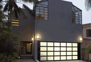 Aluminum Garage Doors Photo