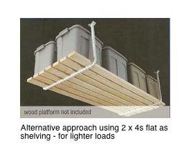 Hyloft Ceiling Rack