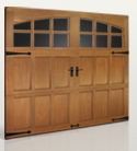 Clopay Wood Door Line