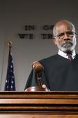 Judge In Open Court