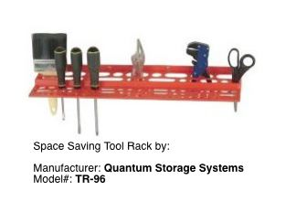 Hand Tool Storage Rack