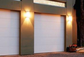 Steel Flush Garage Doors