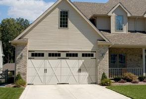 Steel Garage Door Photo 1