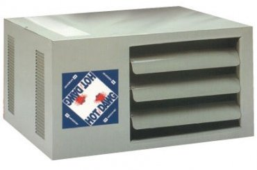 Modine Gas Fired Furnace